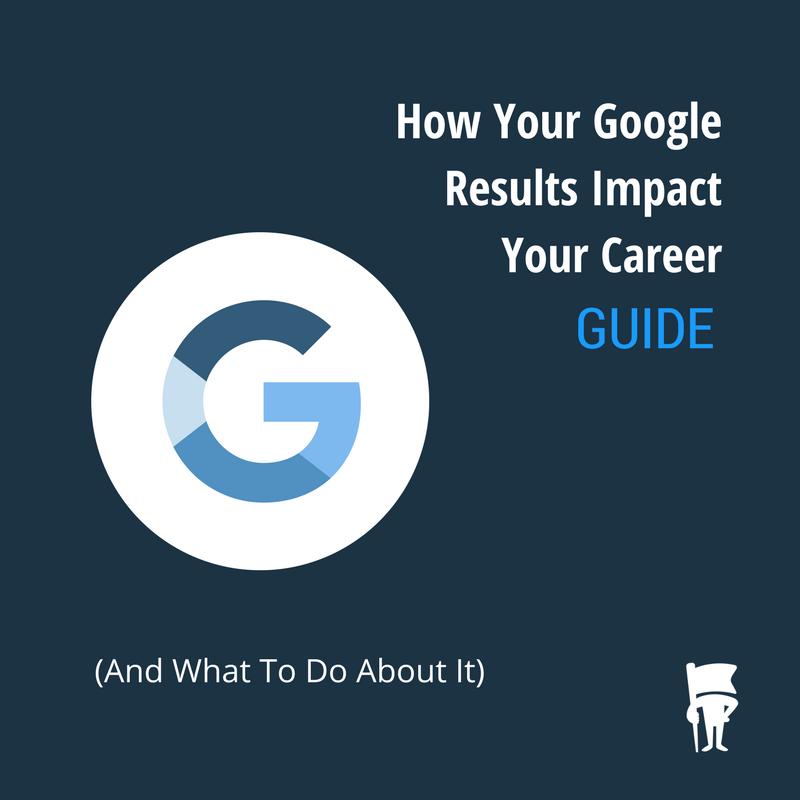 Google results, BrandYourself