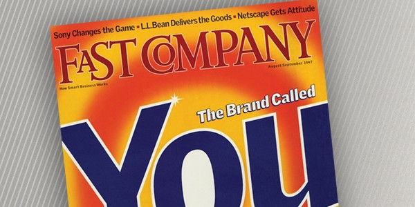 Brand Called You - Magazine Cover