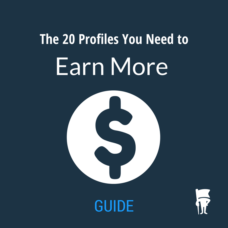BrandYourself, 20 Profiles, Earning Potential