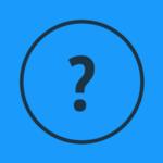 BrandYourself blue question mark