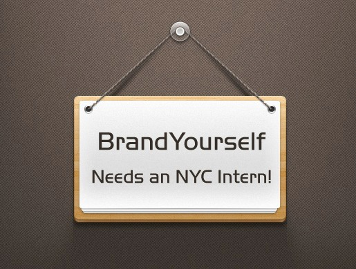 BrandYourself Intern