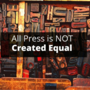 Any Press is Not Good Press on Social