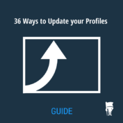 GUIDE: 36 Painless Ways to Update Your Profiles