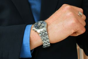 Punctuality and Your Personal Brand