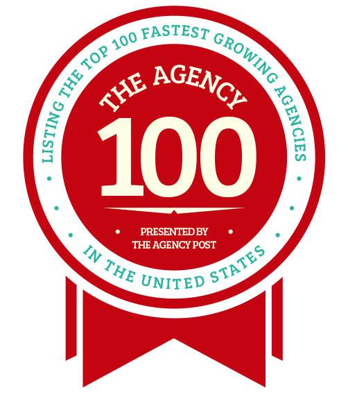 "BrandYourself Named #19 on ""Agency 100"" List"
