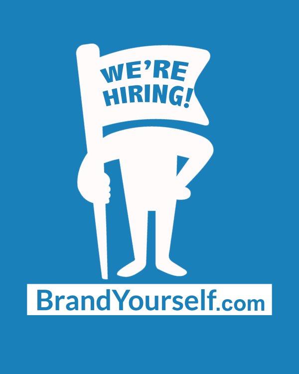 BrandYourself Hiring
