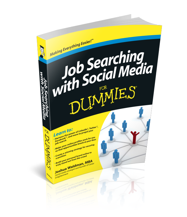Job Search with Social Media for Dummies