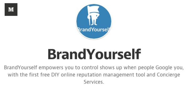 BrandYourself Medium Profile