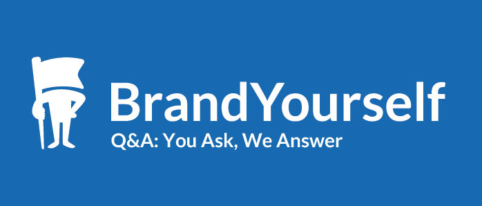 BrandYourself Q&A: Getting Started, the Fastest Way to Improve Results, Do Clicks Matter?, and Optimizing Your Profile Headline