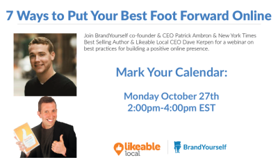 BrandYourself Webinar