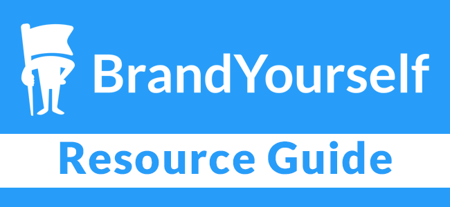 BrandYourself.com tutorial guide service and product