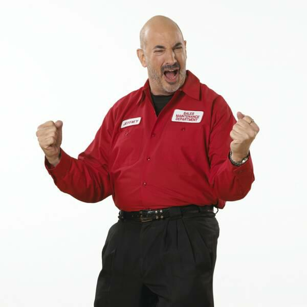 Jeffrey Gitomer Yay