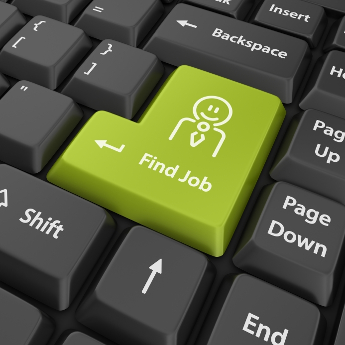 Keyboard Job Search