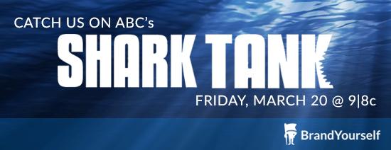 Watch BrandYourself.com on Shark Tank!