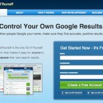 Want to Control What People Find When They Google You? Win a Free Premium BrandYourself Account For Life