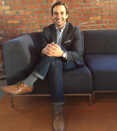 Jason Grill, Media Expert on Personal Branding