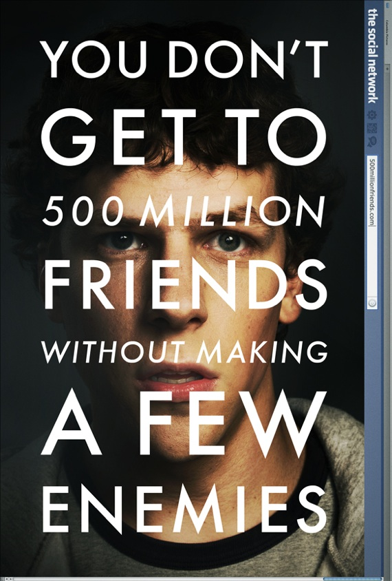 """The Social Network"": Zuckerberg, Movie Star"