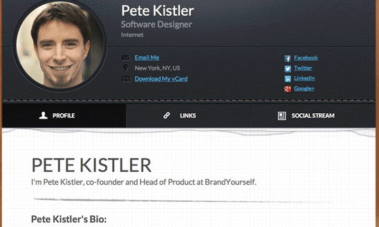 Tutorial: Get the Most Out of Your BrandYourself Profile