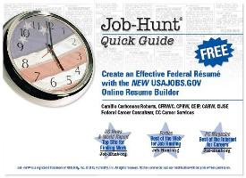 government job search your federal resume profile on usajobs gov