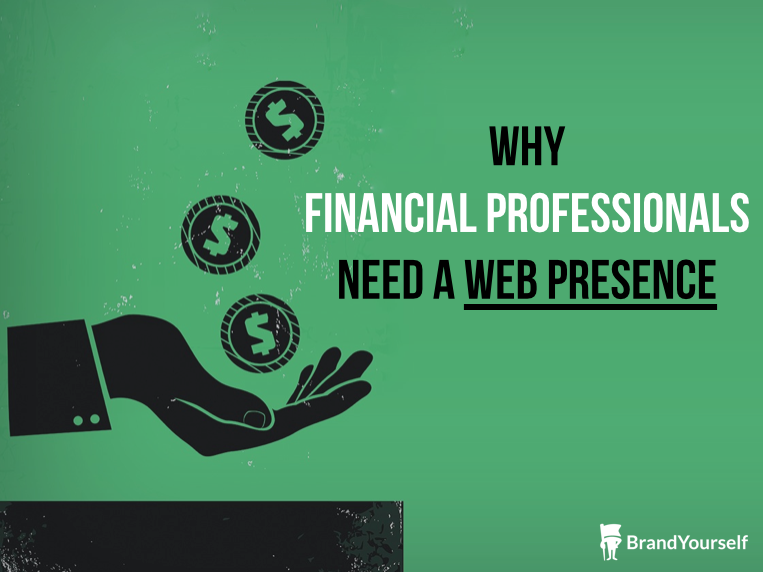 Web Presence for Financial professionals