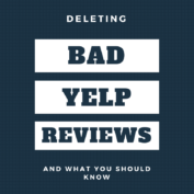How To Delete Or Manage A Bad Yelp Review