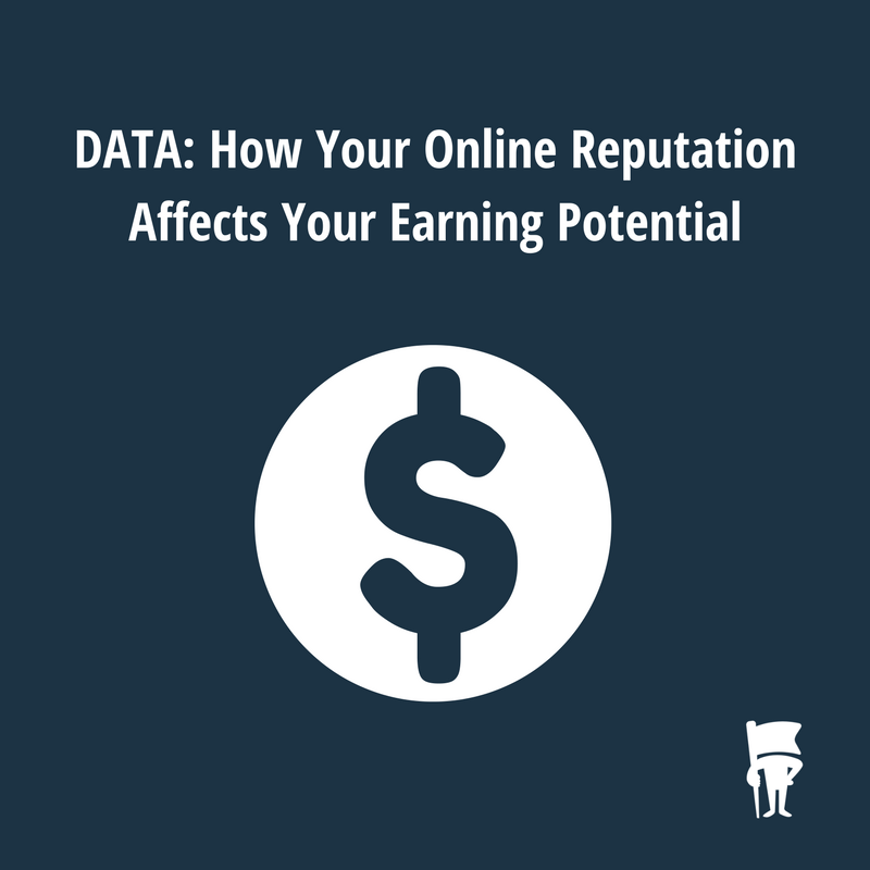 DATA: How Your Online Reputation Affects Your Earning Potential
