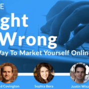 WEBINAR | Financial Advisors: The Right (& Wrong) Way to Market Yourself Online
