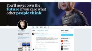 BrandYourself, Cindy Gallop, twitter
