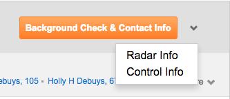 control info radaris