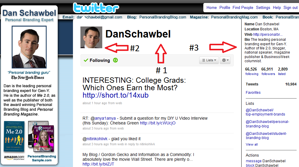 Job Search Tips – 4 Steps to Find a Job on Twitter