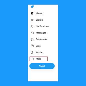 Delete Twitter Account