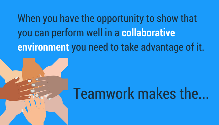 Demonstrating teamwork in your phone interview