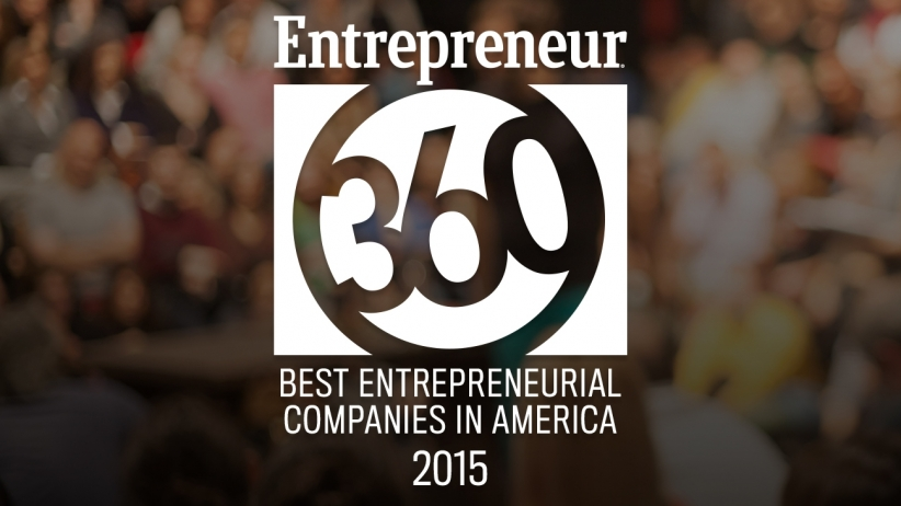 "BrandYourself.com Named to Entrepreneur's ""Best Entrepreneurial Companies in America"""
