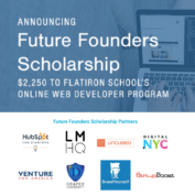 BrandYourself Partners with Flatiron School for Future Founders Scholarship