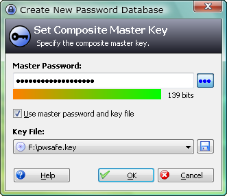 Management Reputation - Keepass