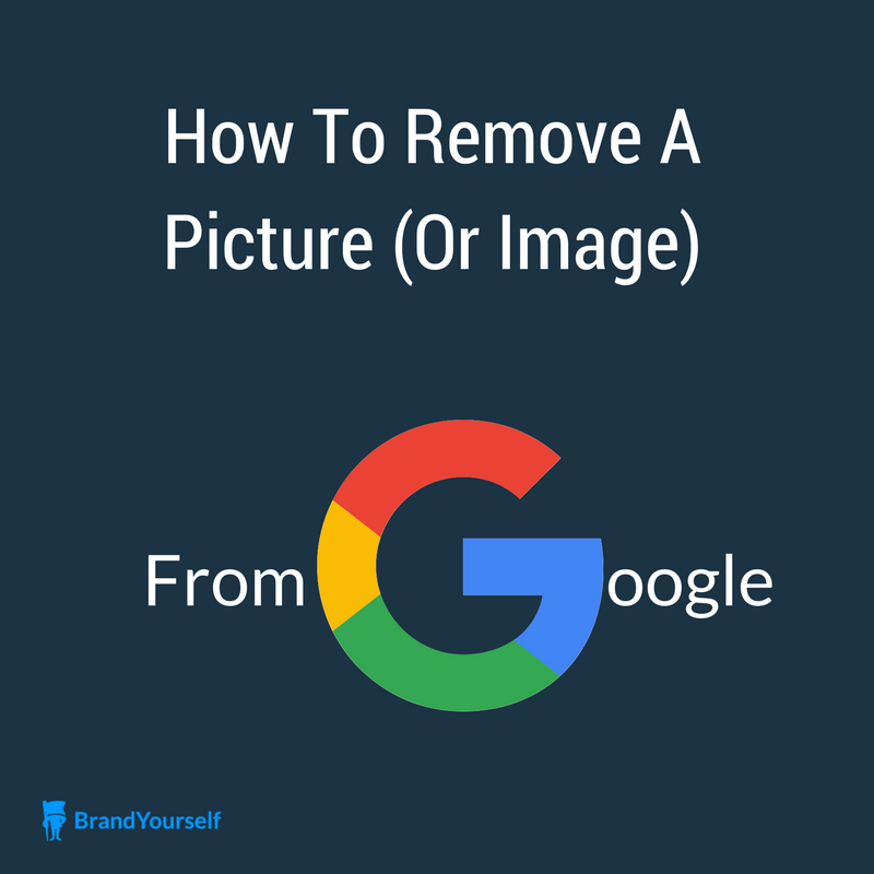 How To Remove A Picture Or Image From Google