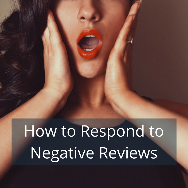 How To Respond To Negative Reviews The Right Way
