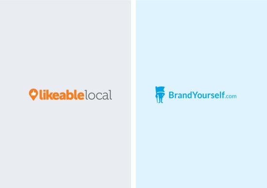 BrandYourself, Likeable Local, put your best foot forward webinar