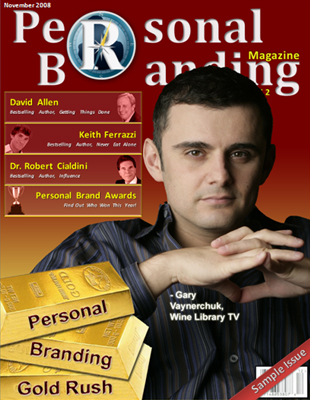 Latest Issue of Personal Branding Building Magazine Released