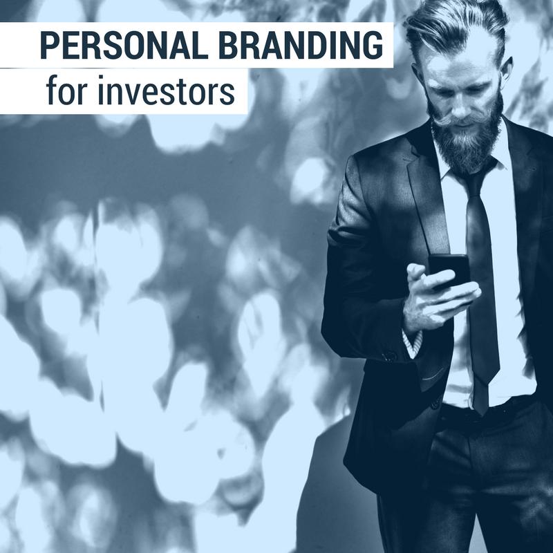 Personal Branding for Investors