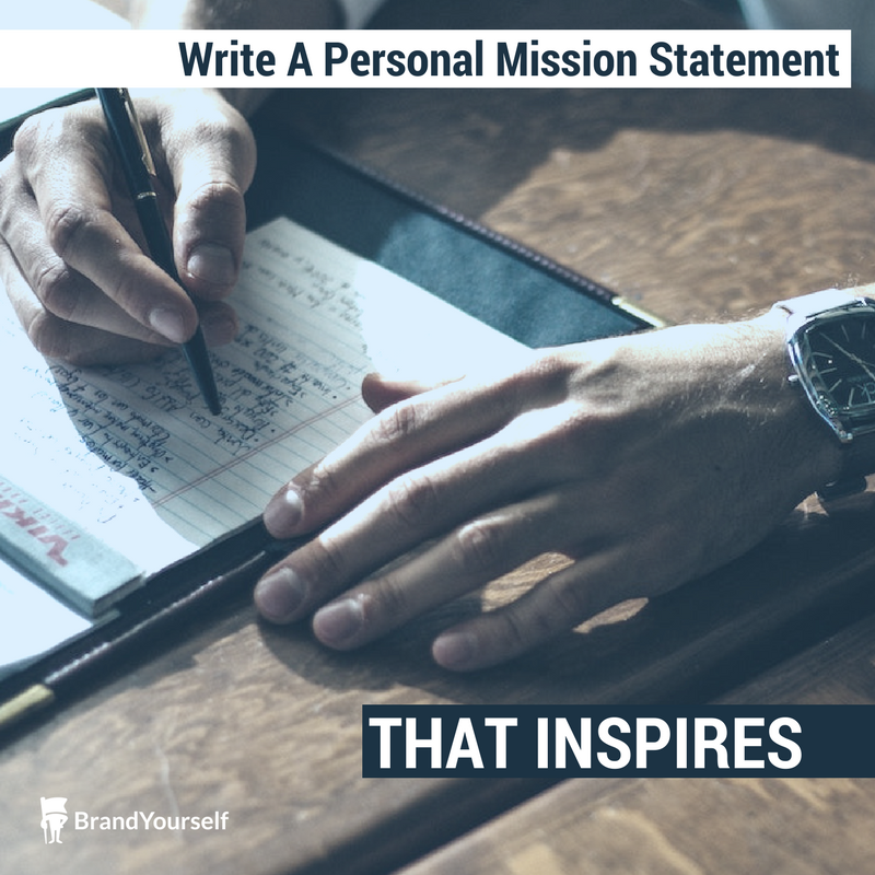 How To Write A Personal Mission Statement (With Examples)