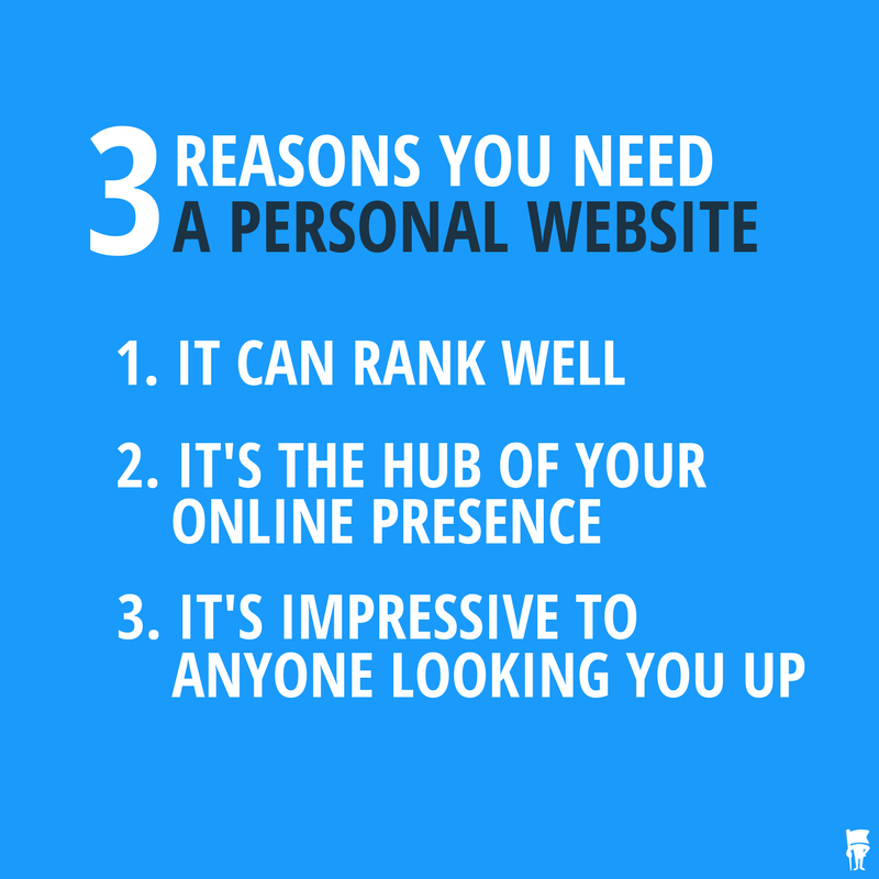 personal search engine optimization website benefits three steps