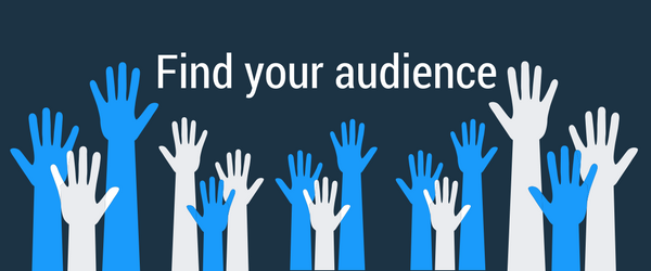 Finding your audience as a real estate investor.