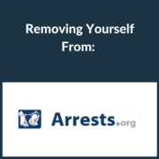Removing Yourself From Arrests.org
