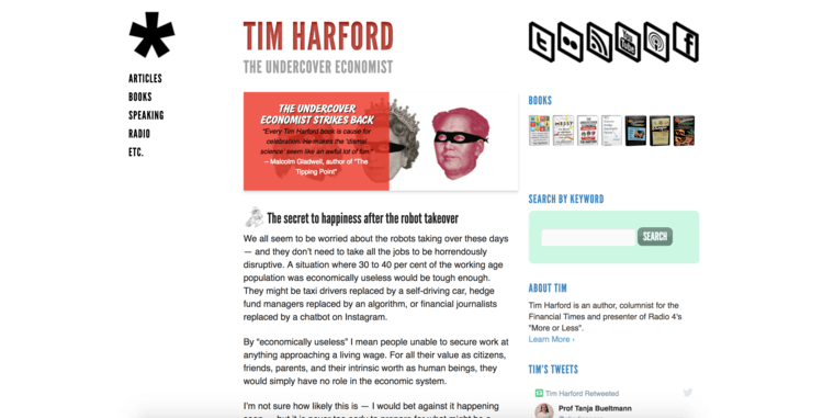 Tim Harford example screenshot