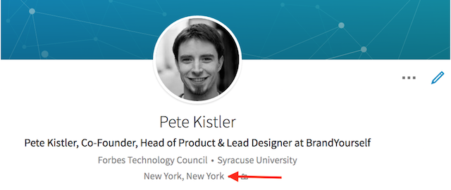 Pete_Kistler_Location_Linkedin