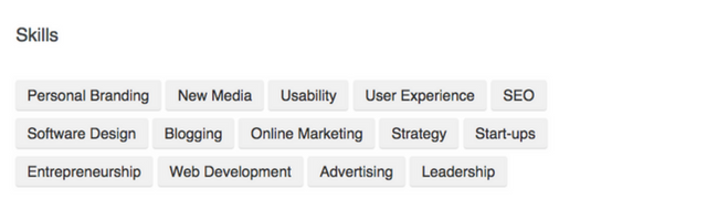 pete_kistler_linkedin_skill_section